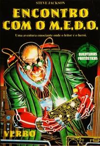 Encontro com o M.E.D.O «€5.00»