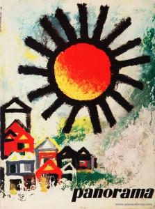 Panorama - Revista Portuguesa de Arte e Turismo - n.º 10 - III Série - 1958 «€15.00»