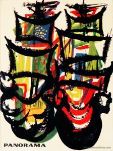 Panorama - Revista Portuguesa de Arte e Turismo - n.º 14 - III Série - 1959 «€15.00»