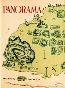 Panorama - Revista Portuguesa de Arte e Turismo - n.º 13/14 - II Série - 1955 «€20.00»
