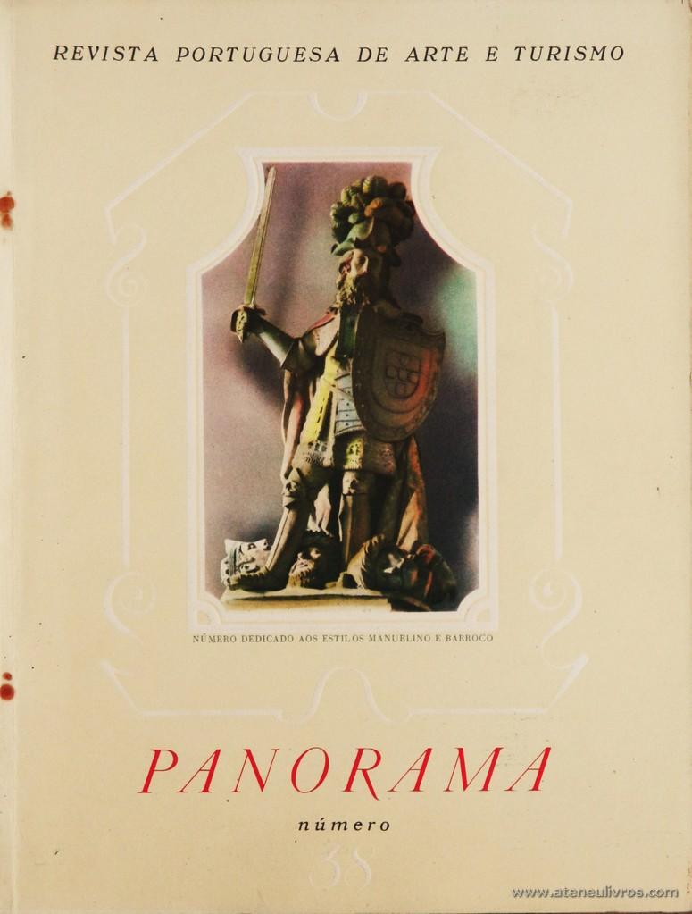 Panorama - Revista Portuguesa de Arte e Turismo - n.º 38 - Ano - 1949 «€15.00»