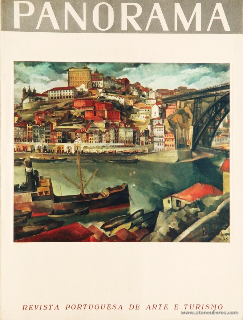 Panorama - Revista Portuguesa de Arte e Turismo - n.º 4 - II Série - 1952 «€15.00»