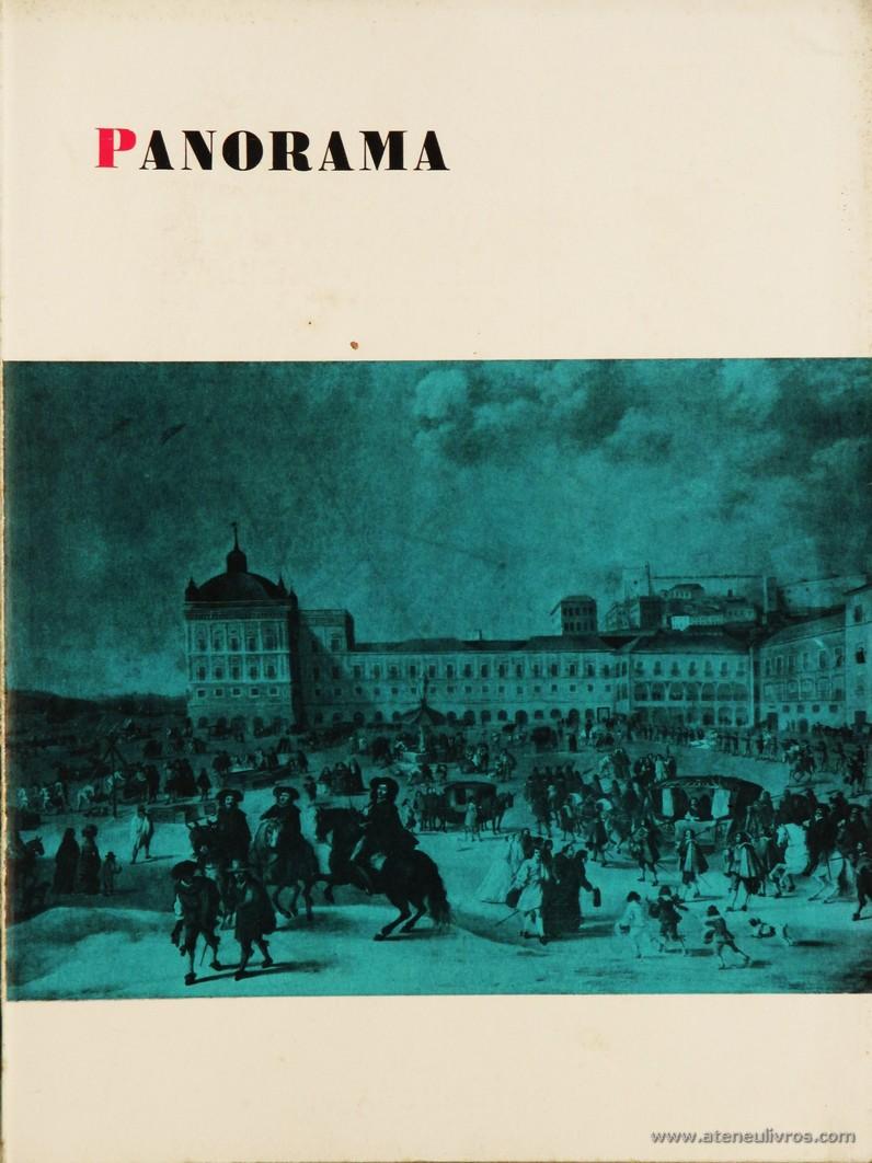 Panorama - Revista Portuguesa de Arte e Turismo - n.º 1 - III Série - 1956 «€15.00»
