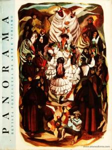 Panorama - Revista Portuguesa de Arte e Turismo - n.º 34 - 1948 «€15.00»
