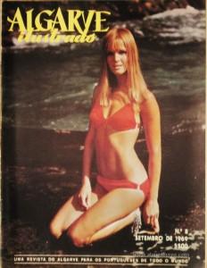 Algarve Ilustrado - N.º 8 - Setembro de 1969. Desc. 48 pág / 30 cm x 23 cm / Br. Ilust