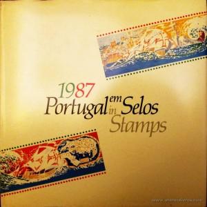 Álbum Portugal em Selos 1995