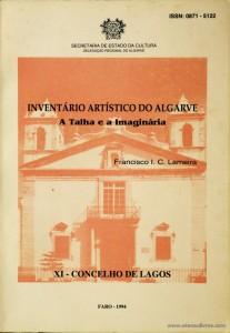 Inventário Artístico do Algarve - A Talha e a Imaginária - IX - Concelho de Lagoa