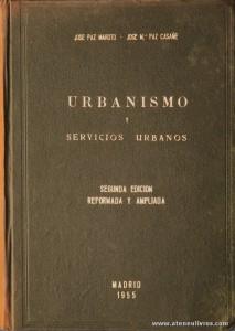 Urbanismo y Servicios Urbanos