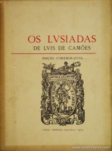 Os Lusiadas de Luis de Camões
