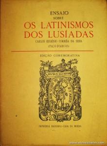 Ensaio Sobre os Latinismos dos Lusíadas