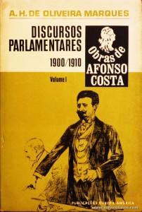 Discursos Parlamentares 1900/1910