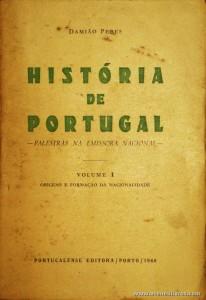 História de Portugal - Palestra na Emissora Nacional -