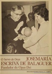 Boletim n.º 4 - Fundação do Opus Dei - 1982 - «€5.00»