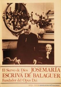 Boletim n.º 6 - Fundação do Opus Dei - 1984 - «€5.00»