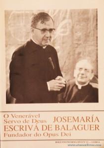 Boletim n.º 12 - Fundação do Opus Dei - 1991 - «€5.00»