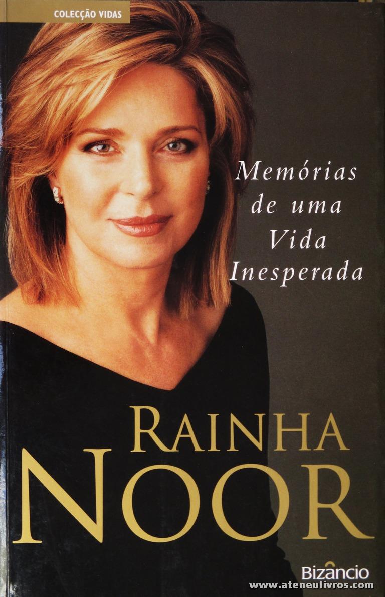 Rainha Noor - Memórias de Uma Vida Inesperada «€10.00»