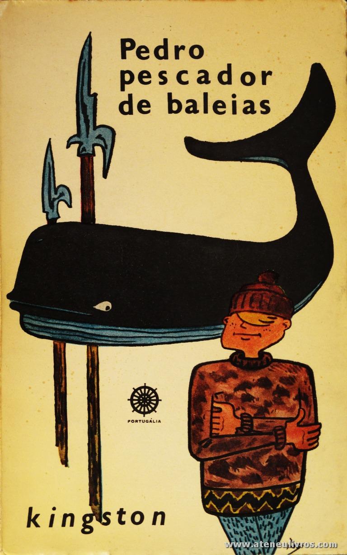 Kingston - Pedro Pescador de Baleias «€5.00»