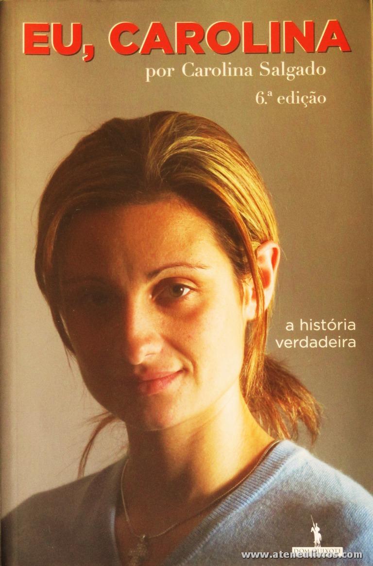 Carolina Salgado - Eu, Carolina «€5.00»