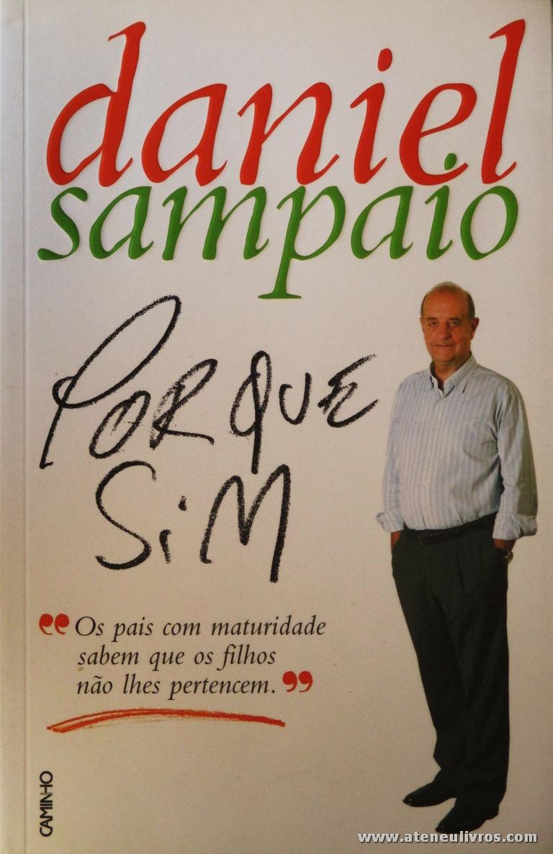 Daniel Sampaio - Porque Sim «€5.00»