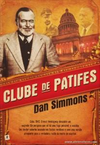 Dan Simmons - Clube de Patifes «€10.00»