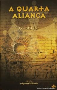 Gonzalo Giner - A Quarta Aliança «€10.00»