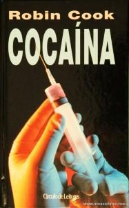 Robin Cook - Cocaína «€5.00»