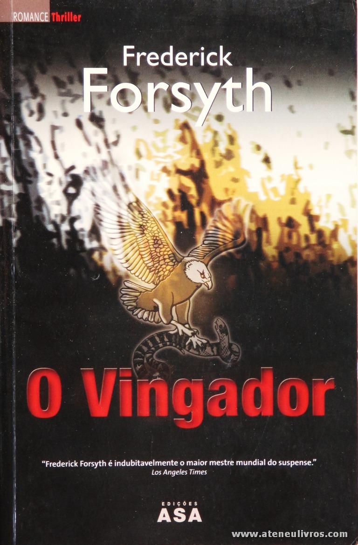 Frederick Forsyth - O Vingador «€5.00»