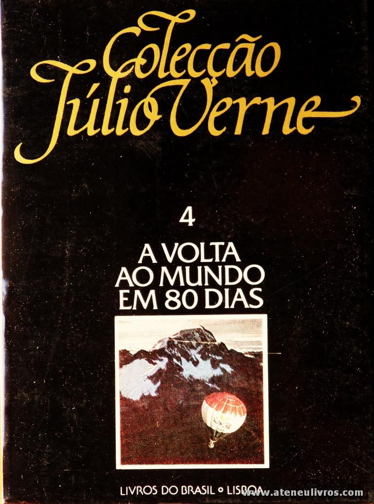 Júlio Verne - A Volta ao Mundo em 80 Dias «€5.00»