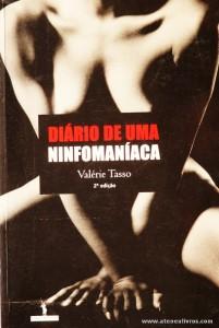 Valérie Tasso - Diário de Uma Ninfomaníaca «€8.00»