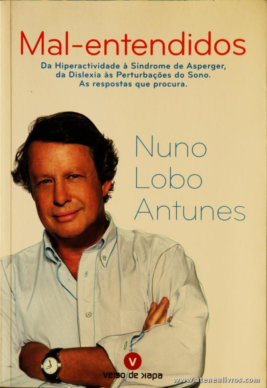 Nuno Lobo Antunes - Mal - Entendidos «€10.00»