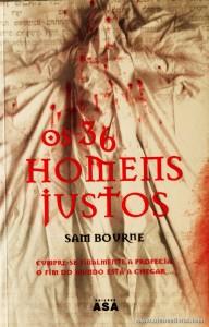 Sam Bourne - Os 36 Homens Justos «€10.00»