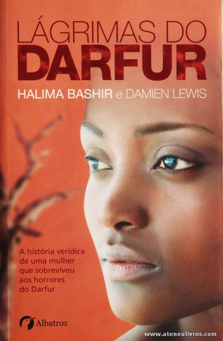 Halima Bashir e Damien Lewis - Lágrimas do Darfur «€8.00»