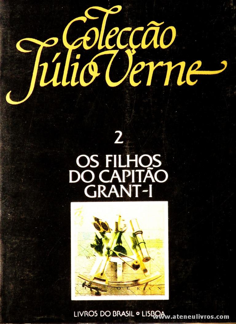 Júlio Verne - os Filhos do Capitão Grant - I «€5.00»