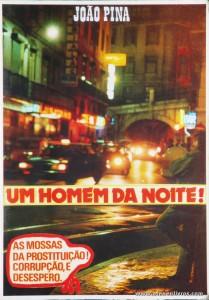 João Pina - Um Homem da Noite «€8.00»