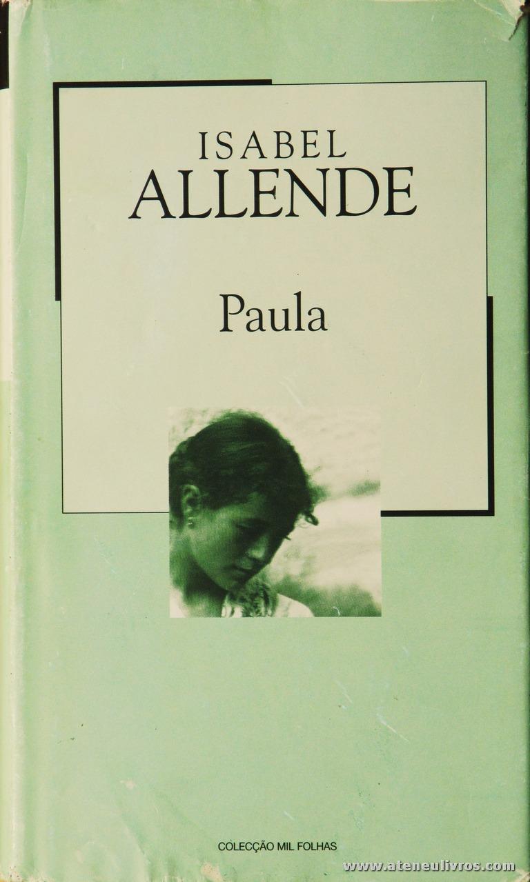 Isabel Allende - Paula «€5.00»