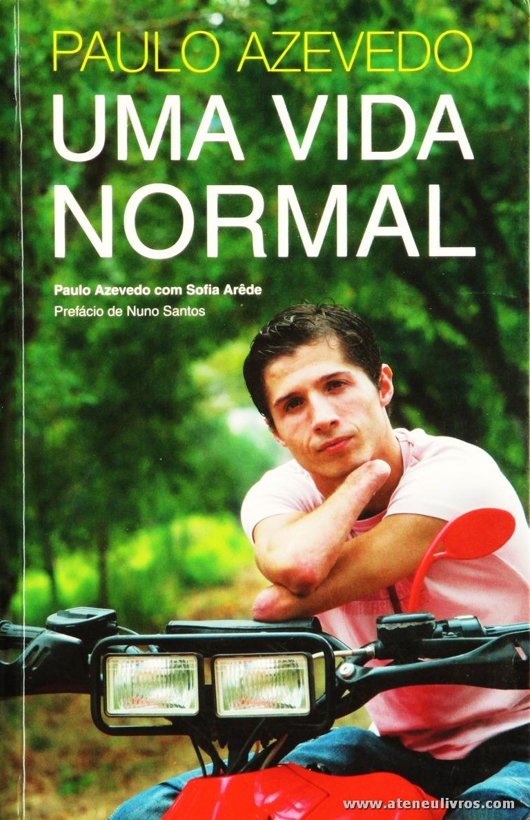 Paulo Azevedo - Uma Vida Normal - «€6.00»