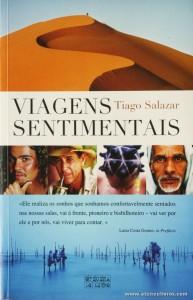 Tiago Salazar - Viagens Sentimentais «€10.00»