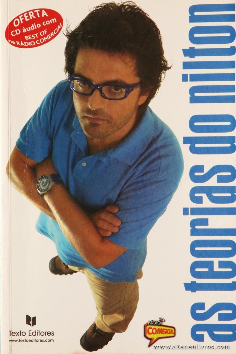 Nilton - As Teorias do Nilton «€5.00»