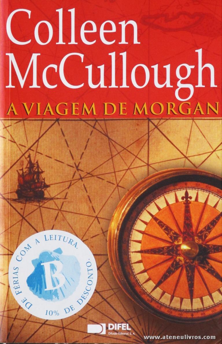 Colleen McCullough - A Viagem de Morgan «€10.00»