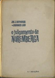 O Julgamento de Nuremberga