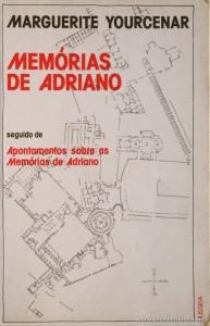 Marguerite Yourcenar - Memórias de Adriano «€8.00»