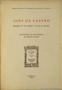 """Inês de Castro (Episódio de """"Os Lusíadas"""" de Luís de Camões)"""