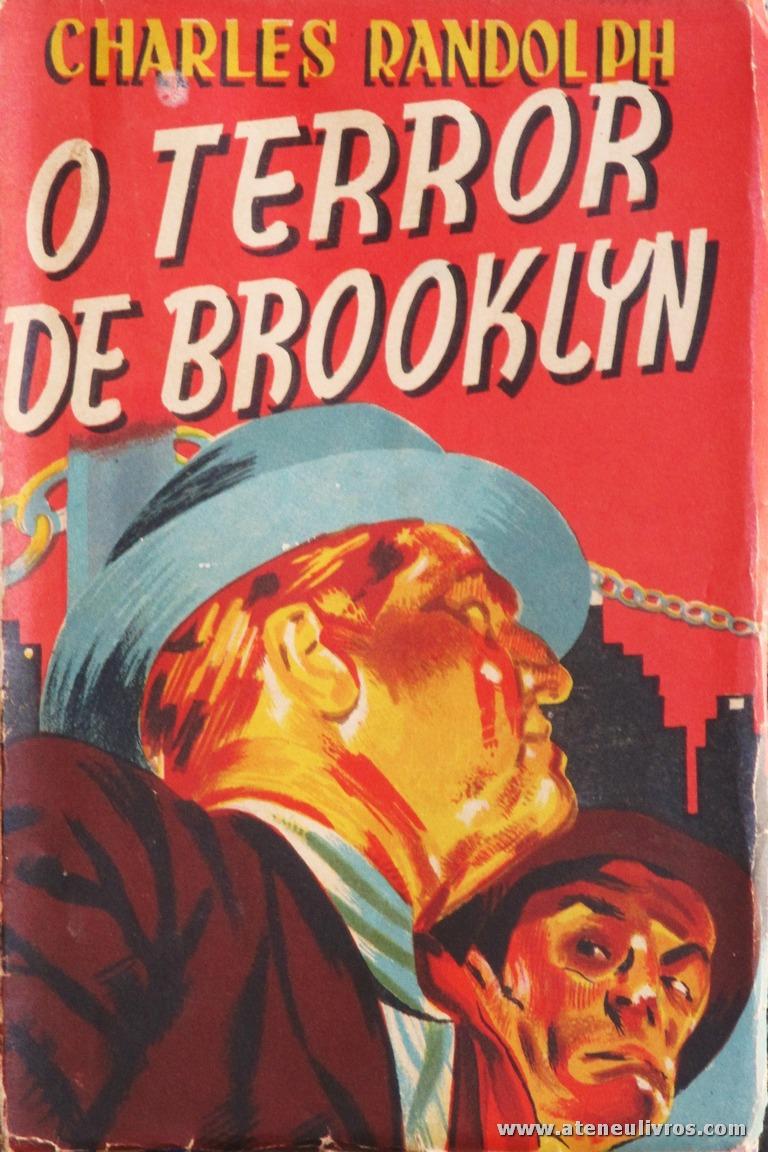 Charley Randolph - o Terror de Brooklyn «€5.00»