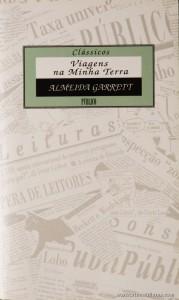 Almeida Garrett - Viagens na Minha Terra «€5.00»