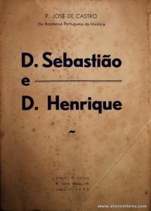 D. Sebastião e D. Henrique