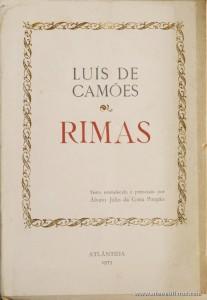 Luis de Camões - Rimas