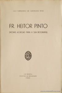 Fr.Heitor Pinto (Novas Achegas para sua Biografia)