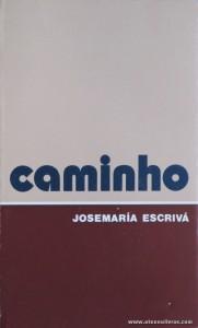 José Maria Escrivá - Caminho «€5.00»
