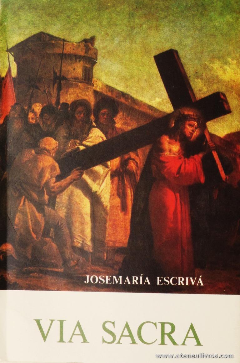 José Maria Escrivá - via Sacra «€5.00»