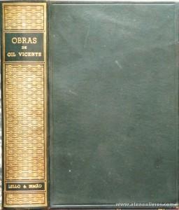 Obras de Gil Vicente